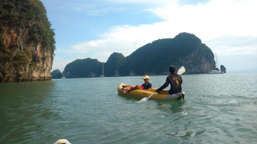 Benefits of Kayaking